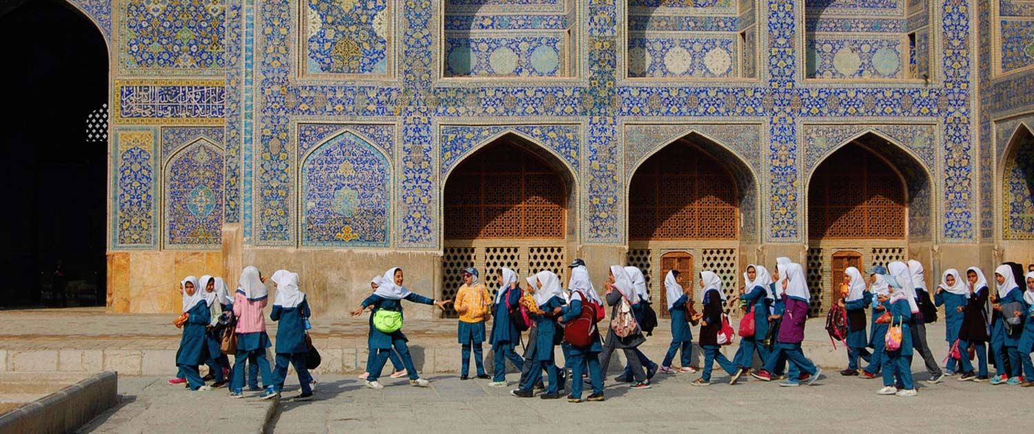 Small group holidays in Iran by SURFIRAN