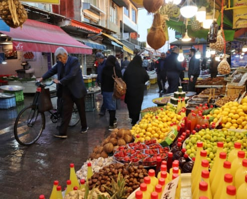 Rasht Bazaar – The Largest Local Market in Iran