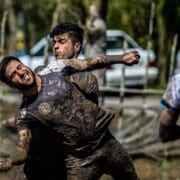 In Pictures: Footchall – Rice field Football in Iran