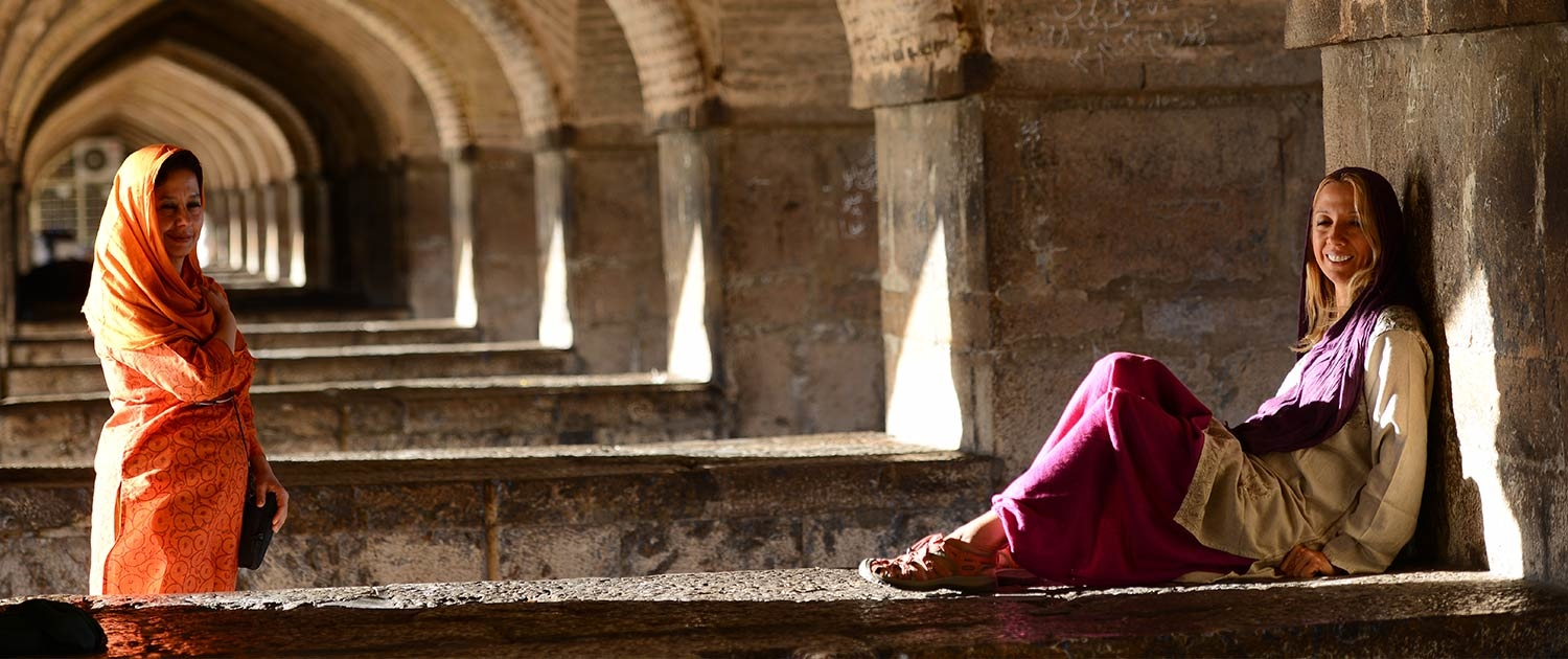 Iran Women Only Tours – Iran Small Group Tours For Female Travelers