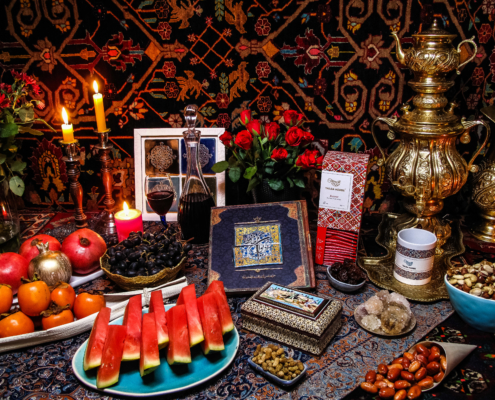 How to Celebrate the longest night of the year like an Iranian