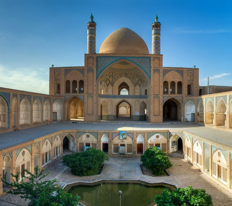 Agha Bozorg Mosque, Kashan / Getty Images